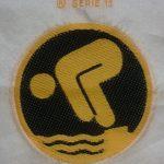 Schwimmabzeichen Erw. Gold bei www.schwimmbad.so